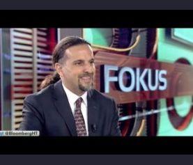 Omurga Portföy Genel Müdürü Oğuz Kösebay Bloomberg HT'de