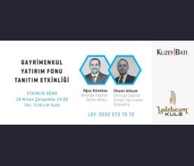 Omurga Portföy'den Ankara'da GYF etkinliği